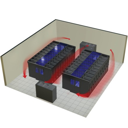 Data Center Cooling by Advanced Systems Group Kuwait